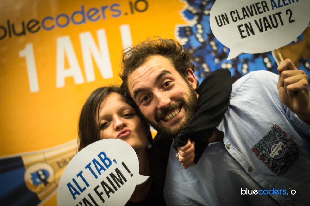 blue birthday bluecoders amandine dazy ambroise breant coachs