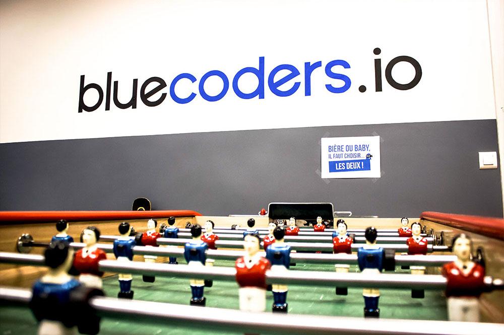 babyfoot bluecoders